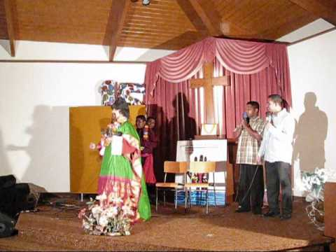 Tamil Christian Drama (Part 1) - Prince of Peace
