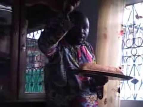 KWANZAA 6250 CAMEROUN (BALOG NOUS DEMONTRE L'ORIGINE KAMITE DE L'EUCHARISTIE)