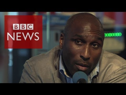 Sol Campbell - Racist and homophobic abuse was 'sick' - BBC News