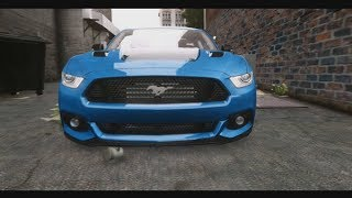 GTA IV :: Ride The Pony [2015 Mustang GT]