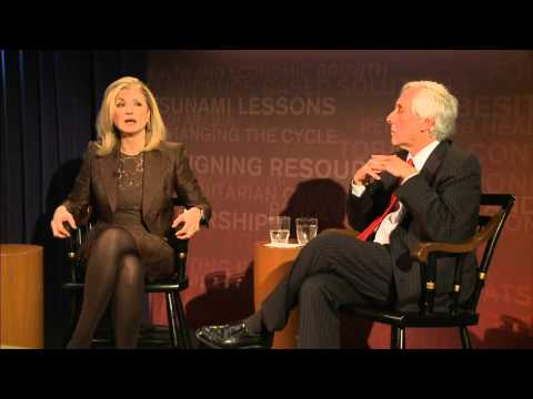 THRIVE: A Conversation with Arianna Huffington on Redefining Success | The Forum at HSPH