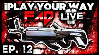 "Call Of Duty: Ghosts FAD The Underrated AR! ""iPlay Your"