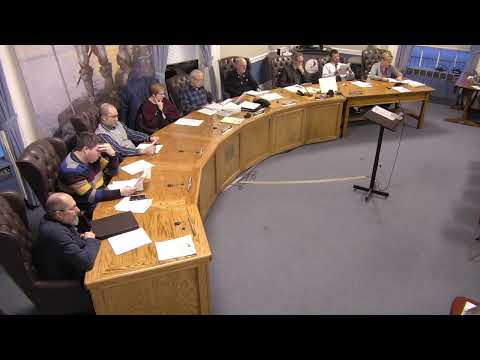 City of Plattsburgh, NY Meeting  2-20-20