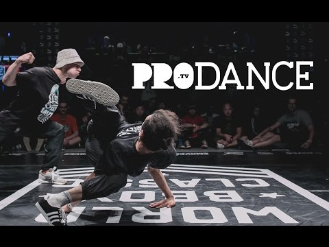 Pocket & Lil G vs Cheerito & Gun | World BBoy Classic 2015