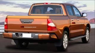 New Toyota Hilux 2015 Model