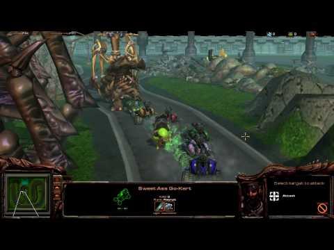 StarCraft Racing