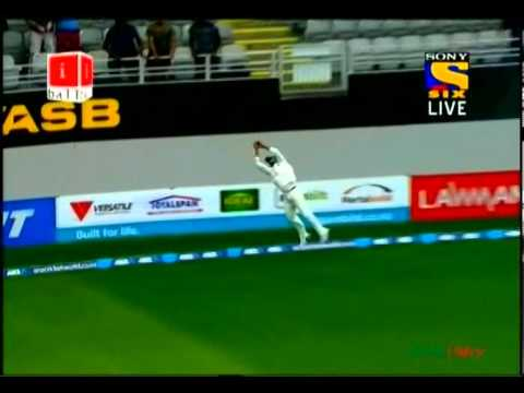 Ravindra Jadeja stunning catch India vs New Zealand 1st Test  mp4
