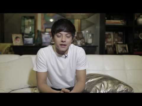 Daniel Padilla's message to Emboy :)