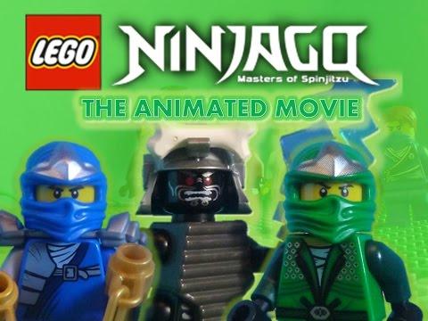 LEGO Ninjago - The Animated Movie (1 Hour Episode)