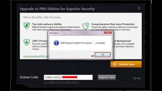 Iobit Malware Fighter Pro License Key 2015