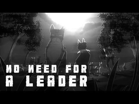 NO NEED FOR A LEADER - Warrior Cats MAP [COMPLETE]