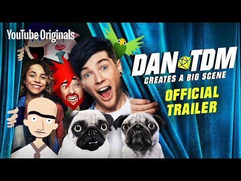 DanTDM Creates A Big Scene I OFFICIAL TRAILER