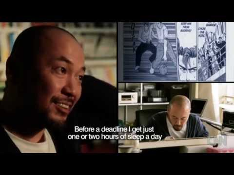Takehiko Inoue on CNN
