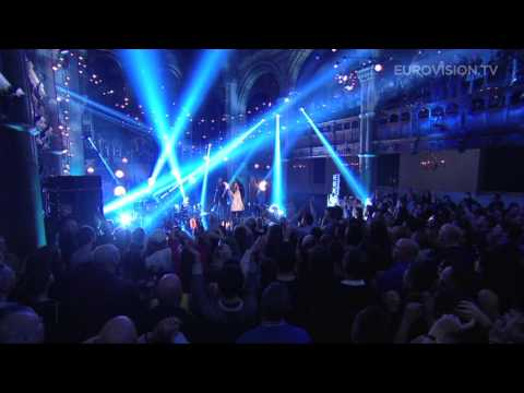 Molly - Children Of The Universe (United Kingdom) 2014 Eurovision Song Contest