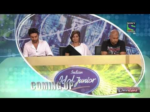 Indian Idol Junior  - June 2 , 2013