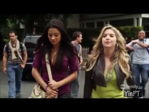 Pretty Little Liars - Funny moments part 1