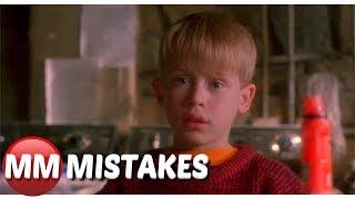 Home Alone (1990) Movie Mistakes | Home Alone Cast