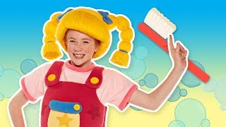 Brush Your Teeth and More Healthy Habits Baby Songs from Mother Goose Club | Kids Songs COMPILATION