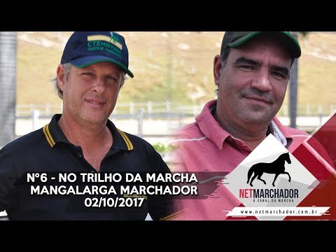 #6 - NO TRILHO DA MARCHA - NET MARCHADOR - MANGALARGA MARCHADOR 02/10/2017 HD