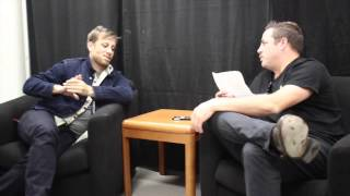 Woods Interviews Dan Auerbach from The Black Keys (FM 94/9)