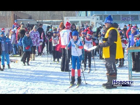400 спортсменов приняли участие в областном турнире по лыжным гонкам в Бердске
