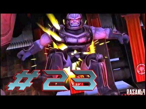 Justice League Heroes (PSP) walkthrough part 23 [FINAL ...