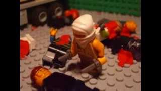 Lego Zombie Virus