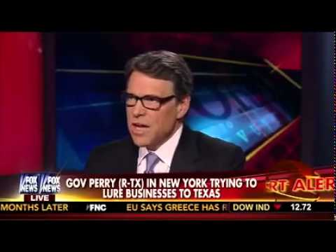 Texas Gov. Rick Perry on FOX News' Your World with Neil Cavuto