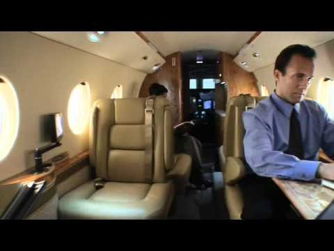 Gulfstream G150 Commercial