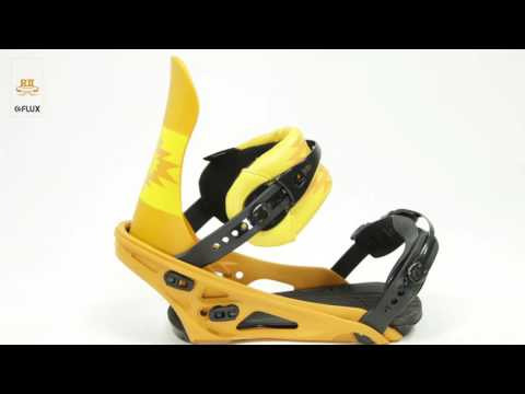 Flux R2 Snowboard Bindings 2017