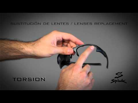 Torsion lenses change by Spiuk