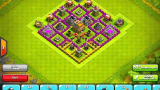How To Arrange Your Base In Clash Of Clans