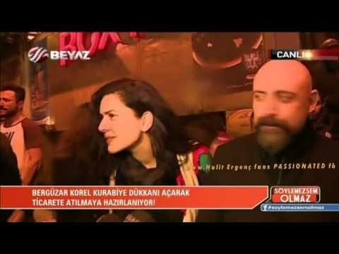 Halit Ergenç& Bergüzar Korel at Ayhan's birthday party !!!! 21/3/2015