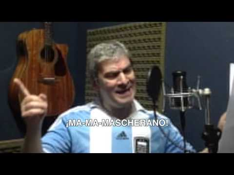 Cancion dedicada a Javier Mascherano