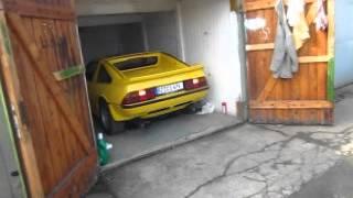 Matra Murena BJ.1982  Start 05/2011 (Talbot) vor Restaurierung