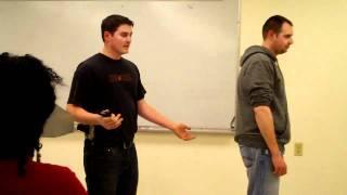 Basic Handcuffing Technique