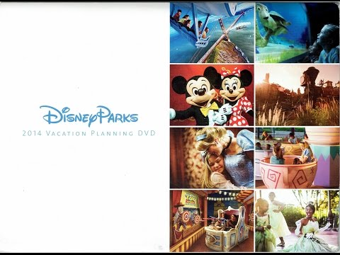 2014 Walt Disney World Vacation Planning DVD - InteractiveWDW