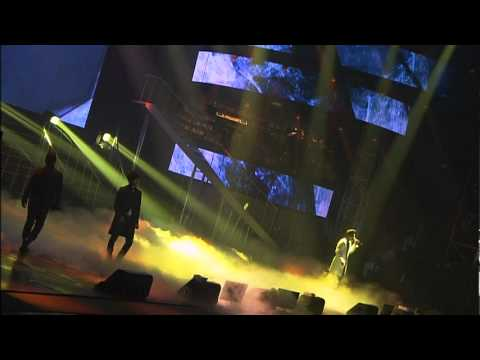 2011 15TH YG FAMILY CONCERT - BIGBANG & SE7EN - IT HURTS / LONELY