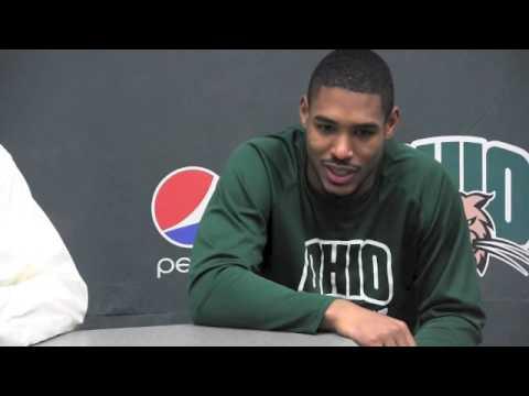 2013-14 Ohio Men's Basketball | Nov. 9 vs. Northern Iowa Press Conference