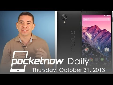 Google Nexus 5 launched, FAA device flight rules change, Nokia vs HTC & more - Pocketnow Daily
