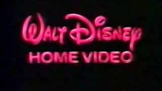 Walt Disney Home Video Intro