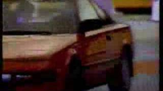 Toyota MR2 commercial