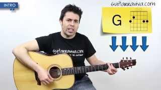 Como Tocar Guitarra Insurrección De Manolo García