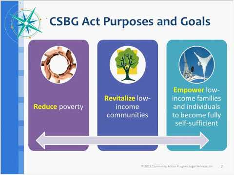 Navigating the CSBG Act