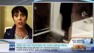 Jodi Arias Crime Scene