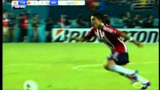 FC Barcelona 1-4 Chivas Gudalaraja | All goals & Highlights | 4/8/2011