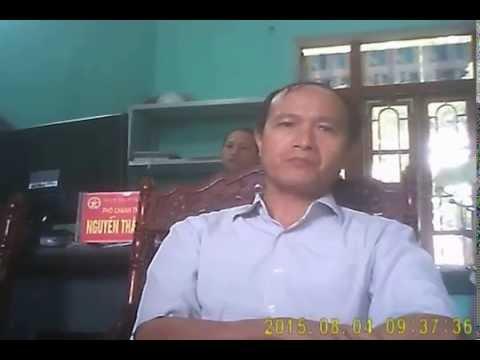 Phó Thanh tra huyện tân yên,bắc giang cố tình bao tre cho cán bộ làm sai pháp luật 3 ?