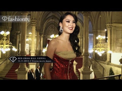 Red Cross Ball Gala in Vienna ft. Maria Mogsolova and Michel Adam | FashionTV