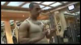 Ghajini Amir Khan Body Making Part 2