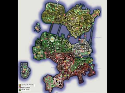 saints row 2 map barnstorming locations - Tipaku Blog